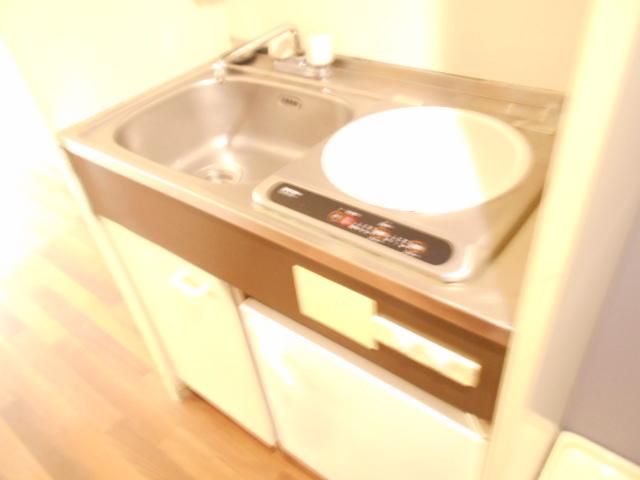 メゾンフローラル 301号室のキッチン