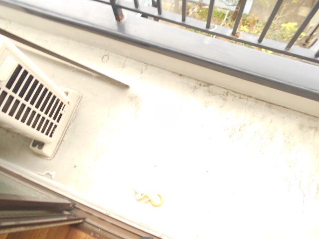メゾンフローラル 301号室のバルコニー