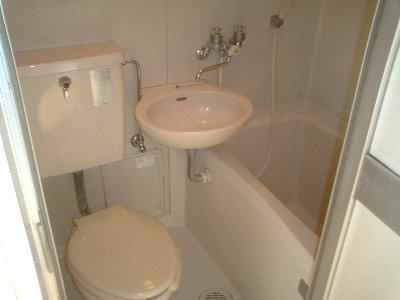 コーポ青木第2 103号室の風呂