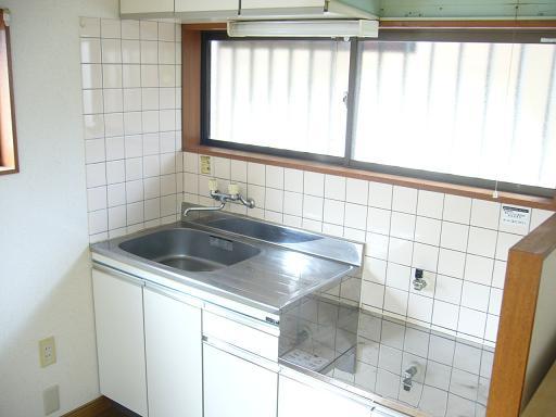 アネックス栄 101号室のキッチン