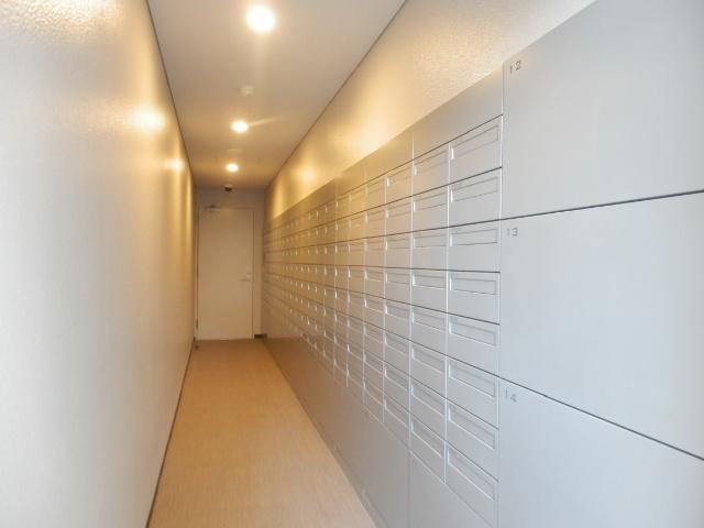 グランド・ガーラ立川 1104号室のセキュリティ