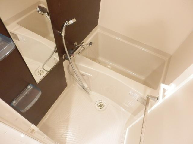 グランド・ガーラ立川 1104号室の風呂