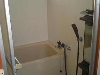 メゾン宮川 3号室の風呂