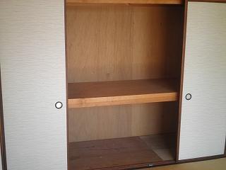 メゾン宮川 3号室の収納