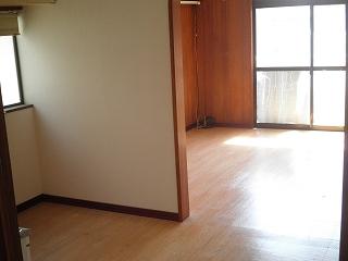 メゾン宮川 3号室のリビング