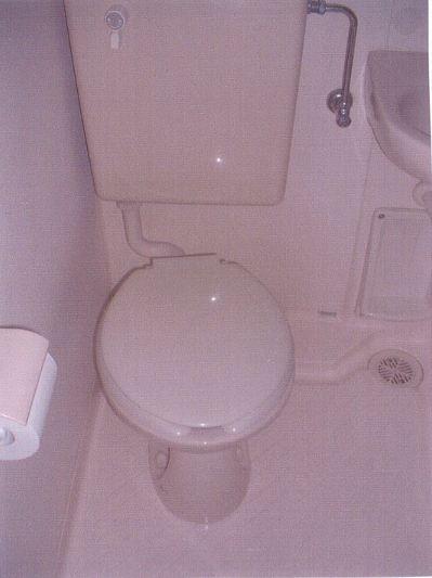 マンション杉坂 107号室のトイレ