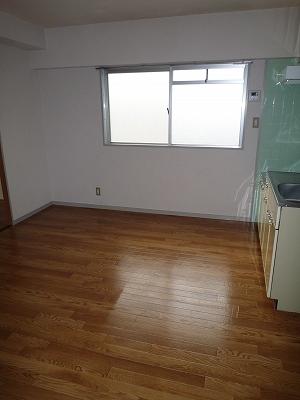 あいちビル 4B号室のキッチン