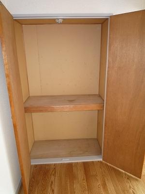 あいちビル 4B号室の収納