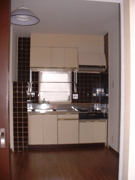 アークセカンド 105号室のキッチン