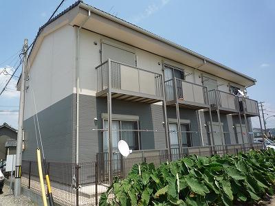ソレイユハイヅ 105号室のリビング