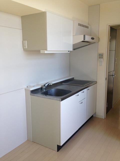 Klingel Baum 410号室のキッチン