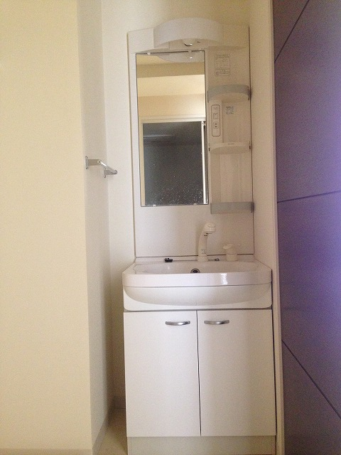 Klingel Baum 410号室の洗面所