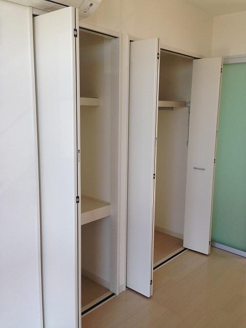 Klingel Baum 410号室の収納