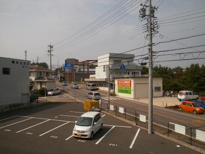 青木ヒルズα-3 203号室の景色