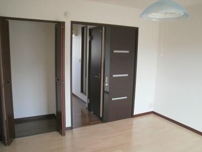 青木ヒルズα-3 203号室の居室