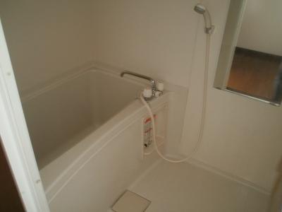 青木ヒルズα-3 203号室の風呂