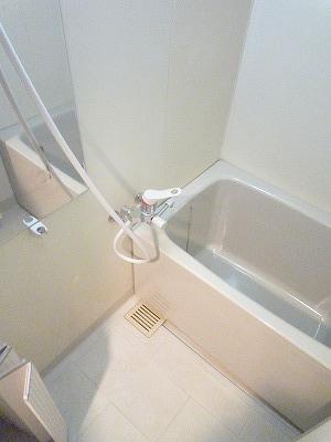 第2みゆきビル 202号室の風呂