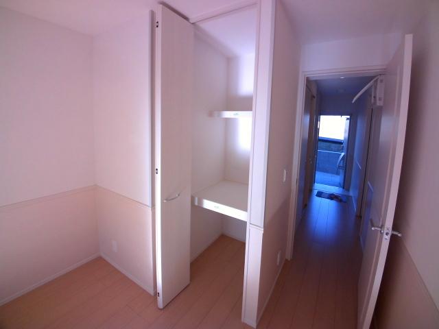 ZILLION A棟 103号室の収納