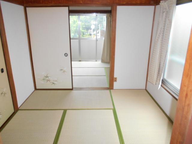 第二コーポ保木間 201号室のその他