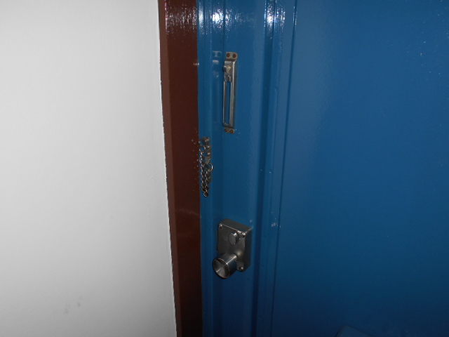 第二コーポ保木間 201号室のセキュリティ