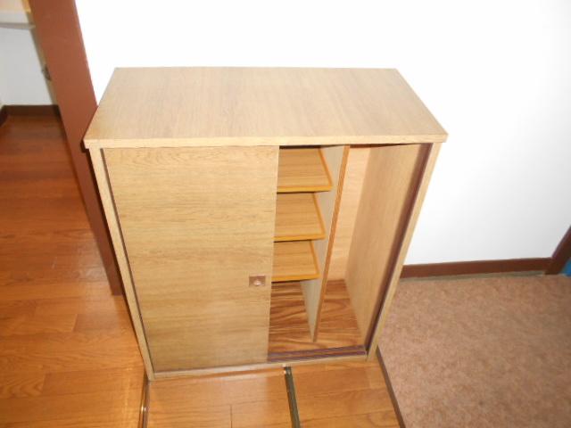 第二コーポ保木間 201号室の収納