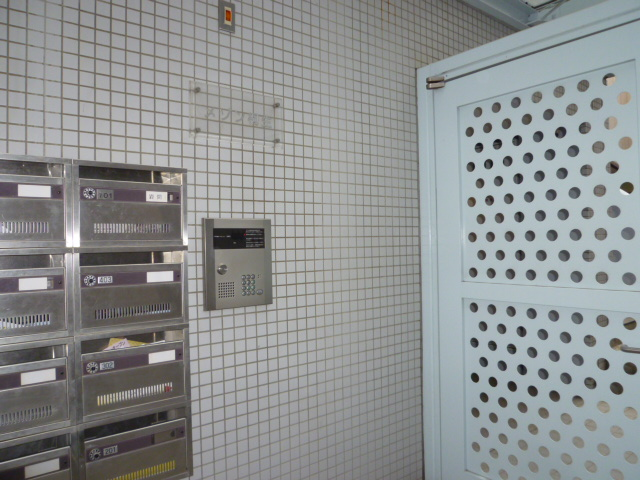 メゾン桐生 502号室のセキュリティ