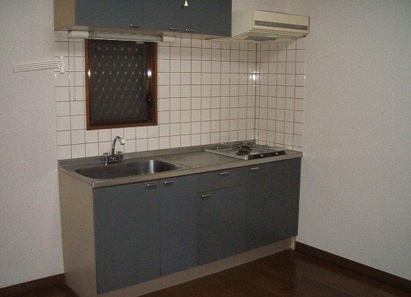 デルパラスト赤羽 304号室のキッチン