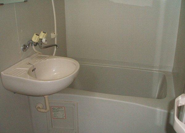デルパラスト赤羽 304号室の風呂