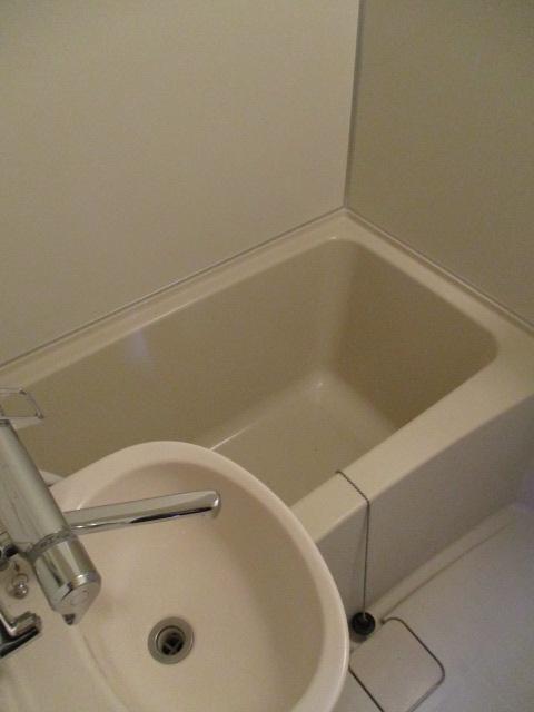 グランドォール宇都宮 208号室の風呂