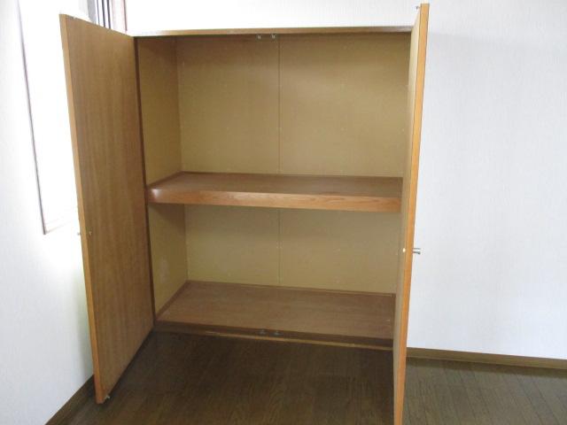 グランドォール宇都宮 208号室の収納