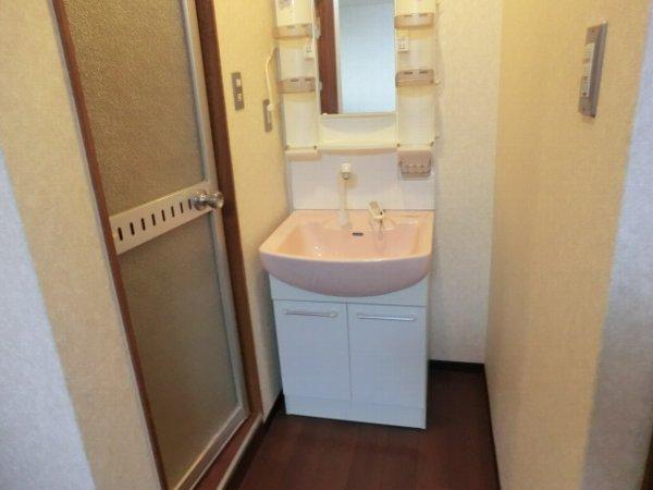 グランドォール宇都宮 503号室の洗面所