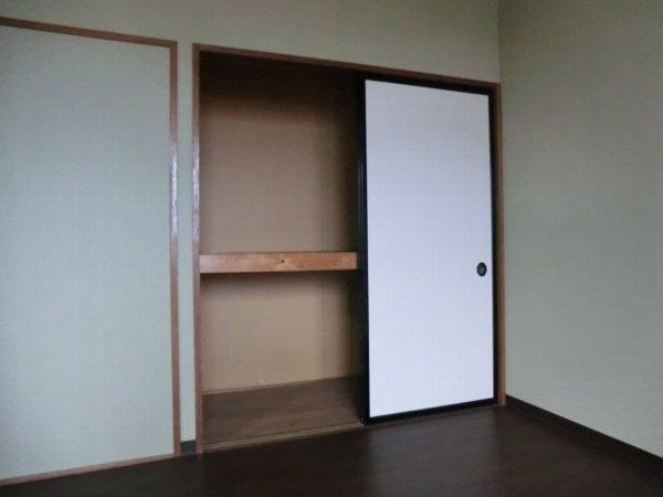 グランドォール宇都宮 503号室の収納