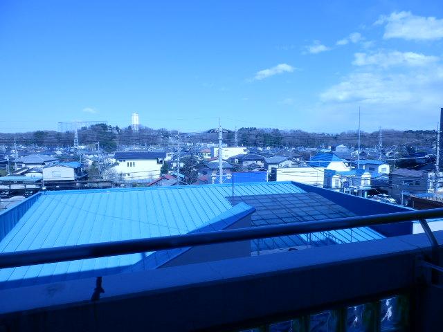 ドミールナカムラ 405号室の景色