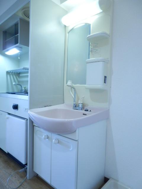 ドミールナカムラ 405号室の洗面所