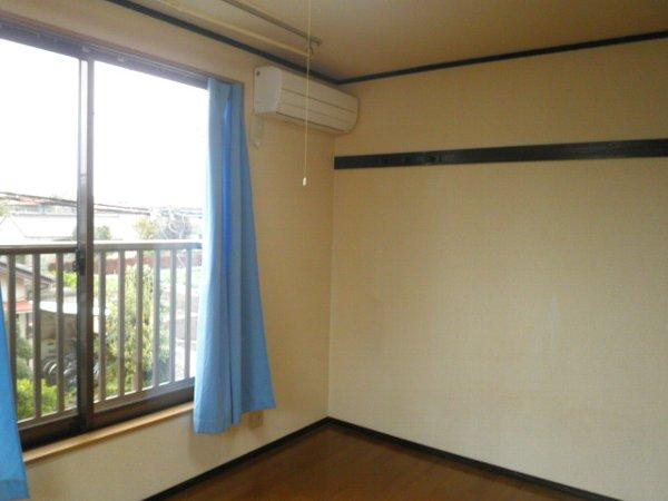 岩曽レインボーコーポ 10号室の設備