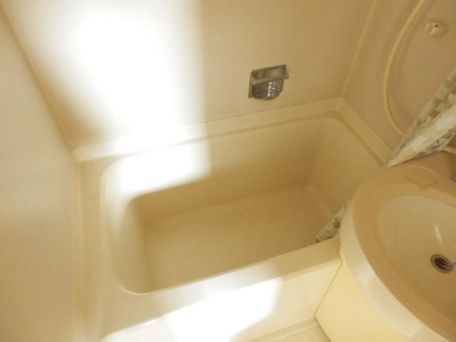 マンションブルーホーク 101号室の風呂