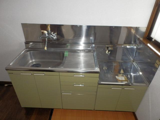 フェアステージ525 203号室のキッチン