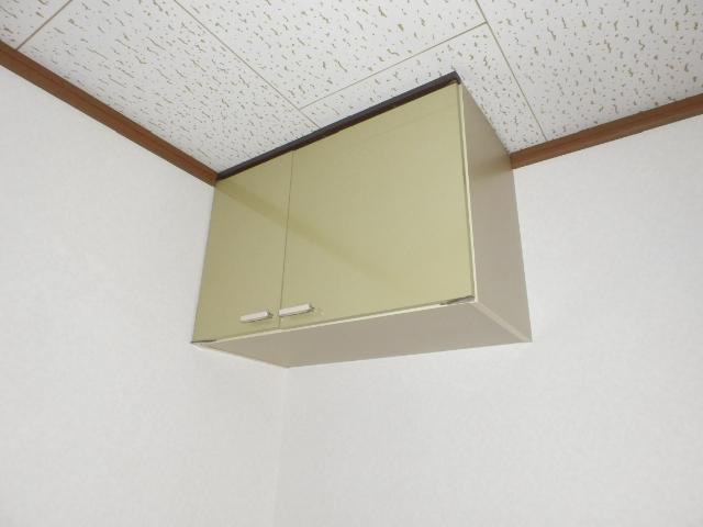 フェアステージ525 203号室の収納
