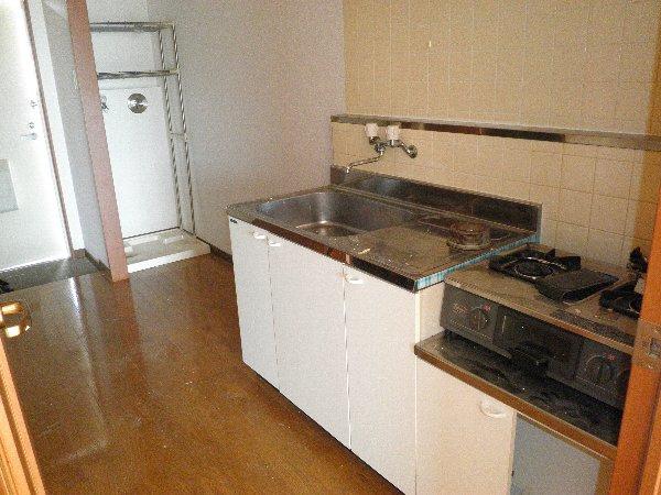 オーエスハイツ 202号室のキッチン