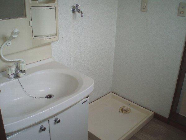 KSハイツⅡ 101号室の洗面所