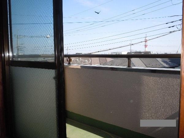 コーポ川崎Ⅲ 303号室の景色