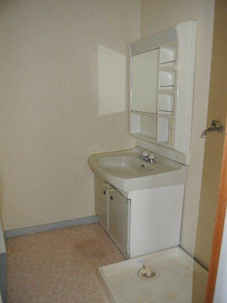 コーポ川崎Ⅲ 303号室の洗面所
