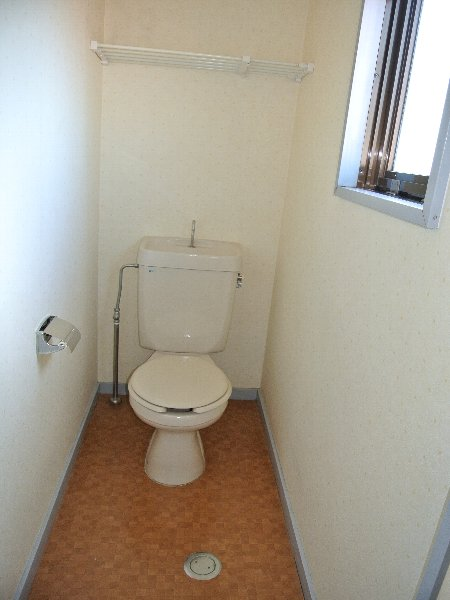 コーポ川崎Ⅲ 303号室のトイレ