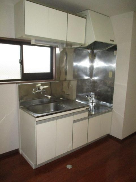 サンドビル2 203号室のキッチン