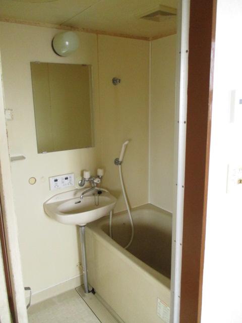 コーポ和気 107号室の風呂