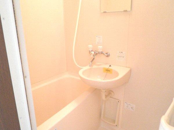 タウンメイツコスモⅡ 112号室の風呂