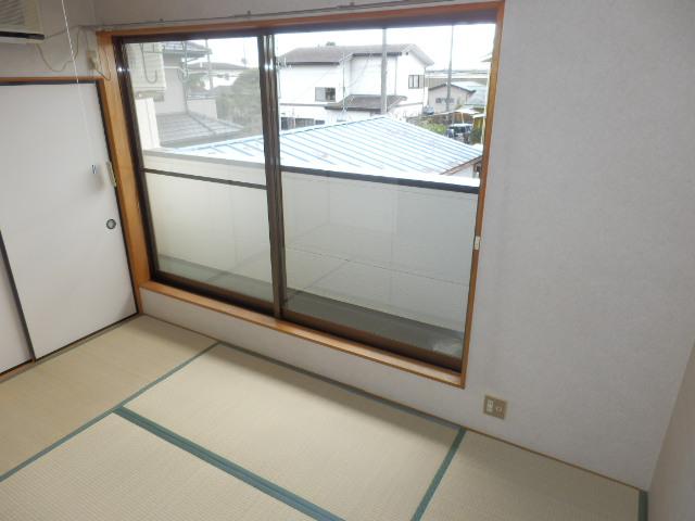コーポ川俣 202号室の景色