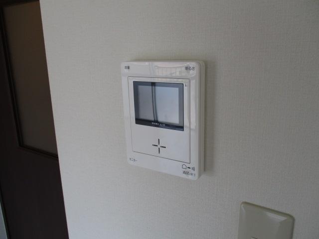 中村ハイツ 303号室のセキュリティ