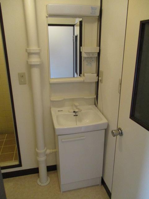 中村ハイツ 303号室の洗面所