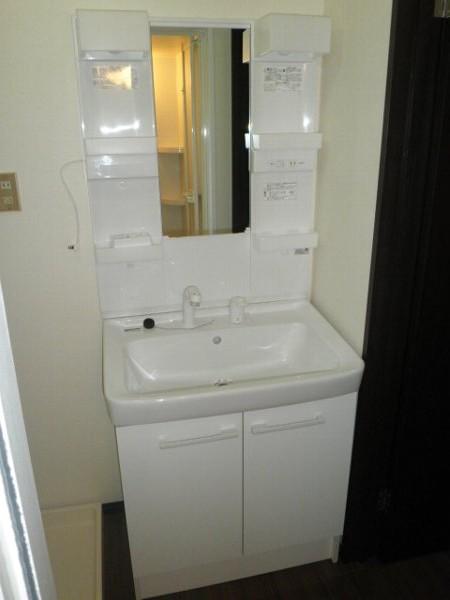 コーポブルースカイ 403号室の洗面所